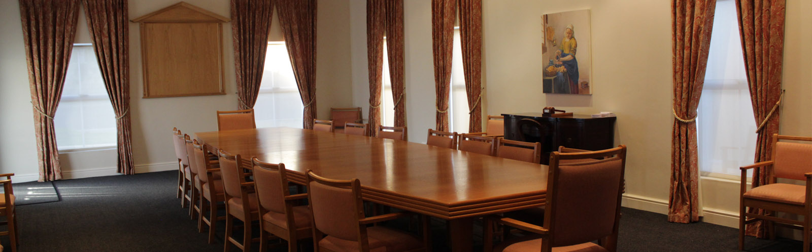 oude westhof boardroom conference room