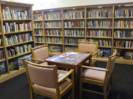 retirement village library facilities northern suburbs cape town